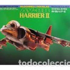 Maquetas: TAMIYA - MC DONNELL DOUGLAS HARRIER II 1/72 60721. Lote 182549926