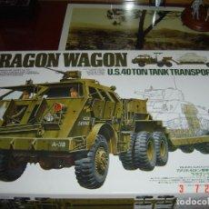 Maquetas: DRAGON WAGON TAMIYA 1/35. Lote 182627831