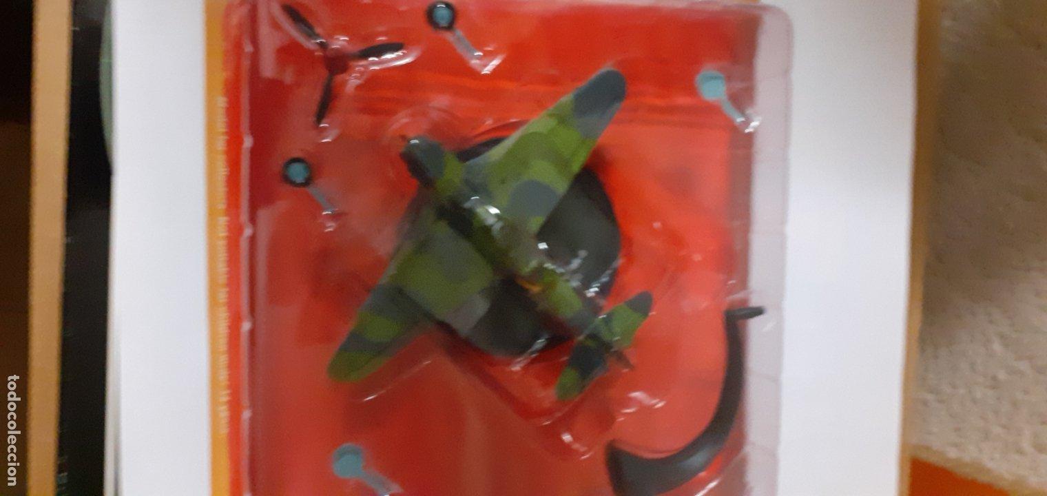 YAK 3. FUERZA AEREA SOVIETICA, CAZAS SEGUNDA GUERRA MUNDIAL 1/72 (Juguetes - Modelismo y Radio Control - Maquetas - Aviones y Helicópteros)