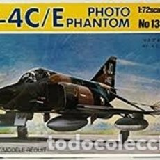 Maquetas: ITALERI - RF-4C/E PHOTO PHANTOM 1/72 133. Lote 182734026
