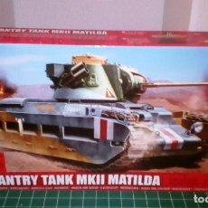Maquetas: AIRFIX 1/76 INFANTRY TANK MK II MATILDA. Lote 182764655