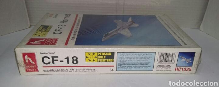 Maquetas: LOTE HOBBY CRAFT.BOEING VERTOL CH113 LABRADOR, F-15 INTERCEPTOR, CF-18 HORNET.1/72. PRECINTADO.NUEVO - Foto 8 - 182787983