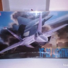 Maquettes: DRAGON YF-22 LIGHTNING 2 PRECINTADO. Lote 182864336