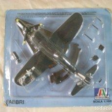 Maquetas: AVION METAL F 4U CORSAIR - ITALERI 1:100 - REF. AG-P002. Lote 182908706