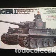 Maquetas: TAMIYA - TIGER I 1/35 35216. Lote 182912905
