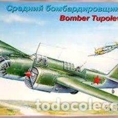 Maquetas: EASTERN EXPRESS - BOMBER TUPOLEV SB-2 1/72 72260. Lote 182916472