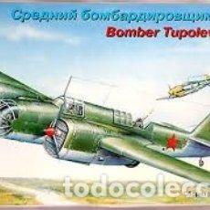 Maquetas: EASTERN EXPRESS - BOMBER TUPOLEV SB-2 1/72 72260. Lote 182916473