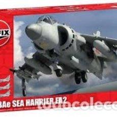Maquetas: AIRFIX - BAE SEA HARRIER FA2 1/72 04052 . Lote 182917621