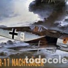 Maquetas: DRAGON - FW 190A-8/R-11 NATCHJÄGER 1/48 5514. Lote 182917650