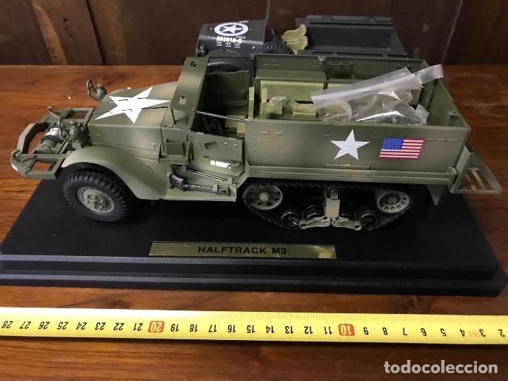 VEHICULOS DODGE WC51 Y HALFTRACK M3 (Juguetes - Modelismo y Radiocontrol - Maquetas - Militar)