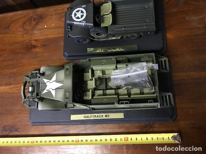 Maquetas: Vehiculos Dodge WC51 y Halftrack M3 - Foto 3 - 183041727