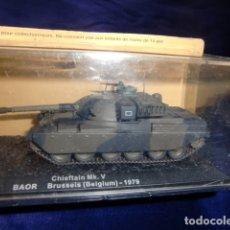 Maquetas: TANQUE BELGICA CHIEFTAIN MK V 1979 1/72. Lote 183264665