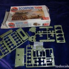 Maquetas: AIRFIX SCORPION TANK. Lote 183266321