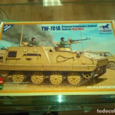 Maquetas: BRONCO 1/35 YW-701A AFV COMMAND AND CONTROL VEHICLE. Lote 183286535