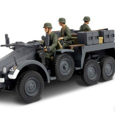 Maquetas: GERMAN KFZ. 69 TOWED PAK 36, PAÍSES BÁLTICOS, 1941, 1:32, FORCES OF VALOR. Lote 183293260