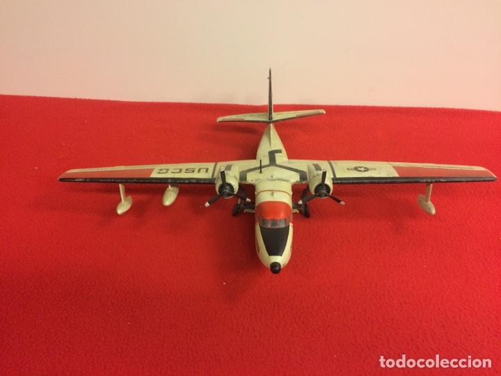 """GRUMMAN """"ALBATROS"""" (Juguetes - Modelismo y Radio Control - Maquetas - Aviones y Helicópteros)"""