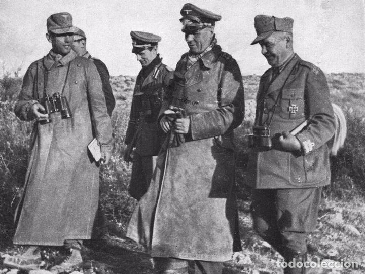 Maquetas: Rommel & Staff North Africa 1942 1:35 DRAGÓN 6723 maqueta figuras diorama carro - Foto 4 - 183598088