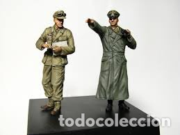 Maquetas: Rommel & Staff North Africa 1942 1:35 DRAGÓN 6723 maqueta figuras diorama carro - Foto 6 - 183598088
