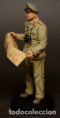 Maquetas: Rommel & Staff North Africa 1942 1:35 DRAGÓN 6723 maqueta figuras diorama carro - Foto 7 - 183598088