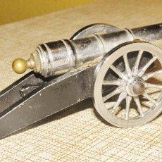 Maquetas: CAÑON METAL MARCA GT MADE ITALY CREO QUE ES ESCALA 1/30. Lote 183600211