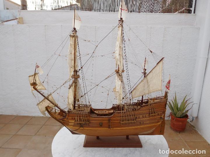 Maquetas: Maqueta de barco grande de madera Urca de Brandenburgo leer descripción - Foto 2 - 240871400