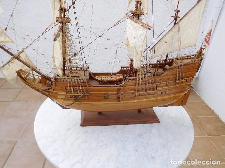 Maquetas: Maqueta de barco grande de madera Urca de Brandenburgo leer descripción - Foto 3 - 240871400