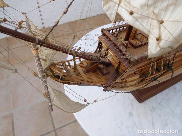 Maquetas: Maqueta de barco grande de madera Urca de Brandenburgo leer descripción - Foto 4 - 240871400