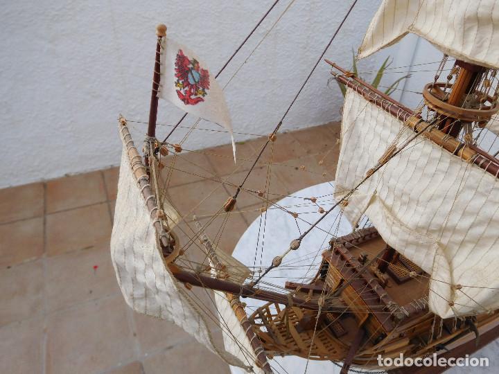 Maquetas: Maqueta de barco grande de madera Urca de Brandenburgo leer descripción - Foto 5 - 240871400