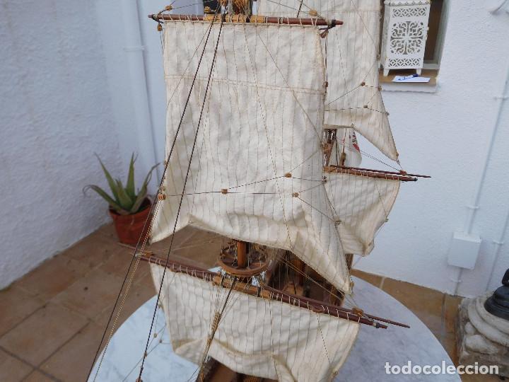 Maquetas: Maqueta de barco grande de madera Urca de Brandenburgo leer descripción - Foto 6 - 240871400