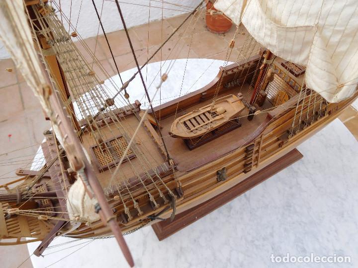 Maquetas: Maqueta de barco grande de madera Urca de Brandenburgo leer descripción - Foto 7 - 240871400