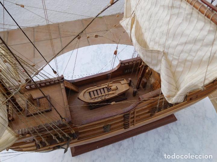 Maquetas: Maqueta de barco grande de madera Urca de Brandenburgo leer descripción - Foto 8 - 240871400