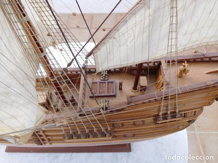 Maquetas: Maqueta de barco grande de madera Urca de Brandenburgo leer descripción - Foto 9 - 240871400