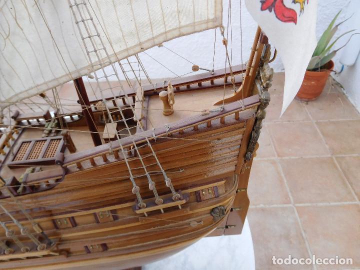 Maquetas: Maqueta de barco grande de madera Urca de Brandenburgo leer descripción - Foto 10 - 240871400