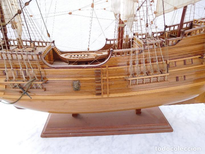 Maquetas: Maqueta de barco grande de madera Urca de Brandenburgo leer descripción - Foto 11 - 240871400