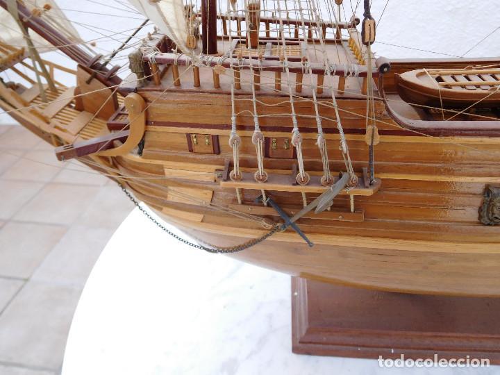 Maquetas: Maqueta de barco grande de madera Urca de Brandenburgo leer descripción - Foto 12 - 240871400