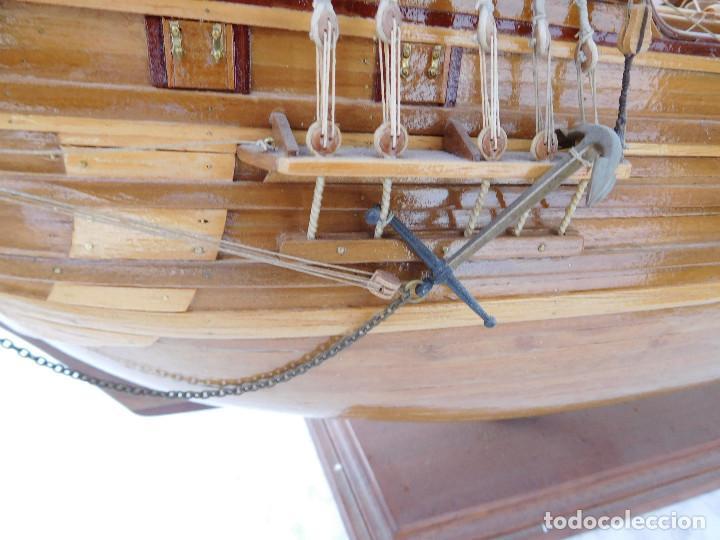 Maquetas: Maqueta de barco grande de madera Urca de Brandenburgo leer descripción - Foto 13 - 240871400