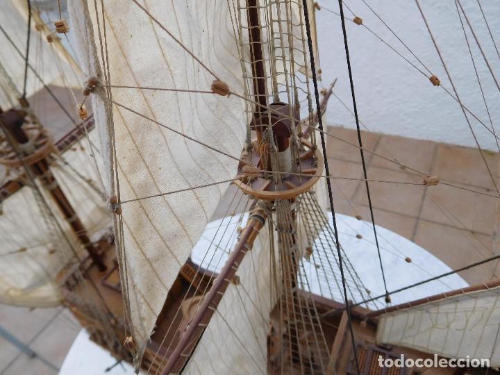 Maquetas: Maqueta de barco grande de madera Urca de Brandenburgo leer descripción - Foto 14 - 240871400