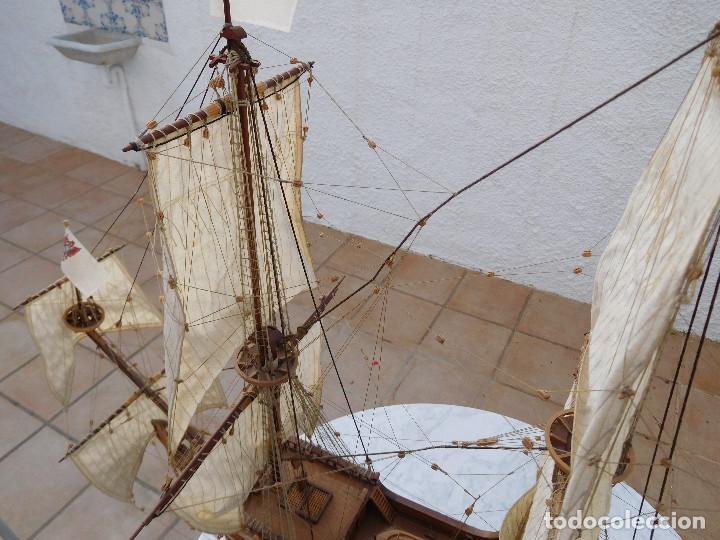 Maquetas: Maqueta de barco grande de madera Urca de Brandenburgo leer descripción - Foto 15 - 240871400