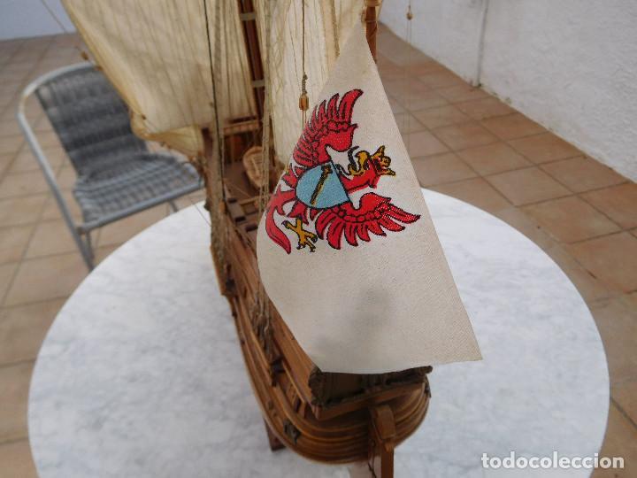 Maquetas: Maqueta de barco grande de madera Urca de Brandenburgo leer descripción - Foto 16 - 240871400