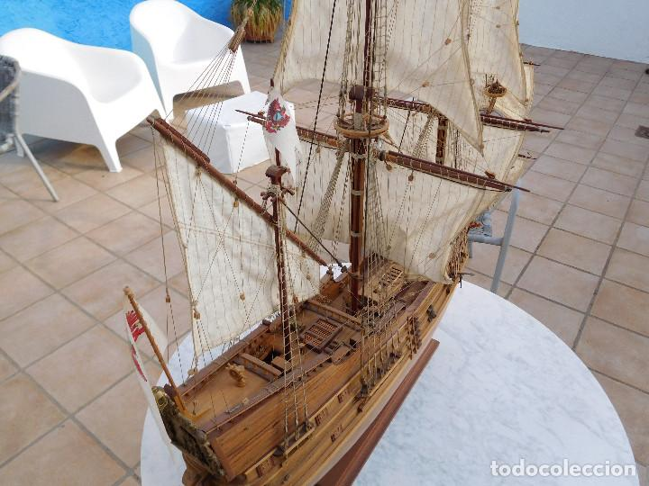 Maquetas: Maqueta de barco grande de madera Urca de Brandenburgo leer descripción - Foto 18 - 240871400