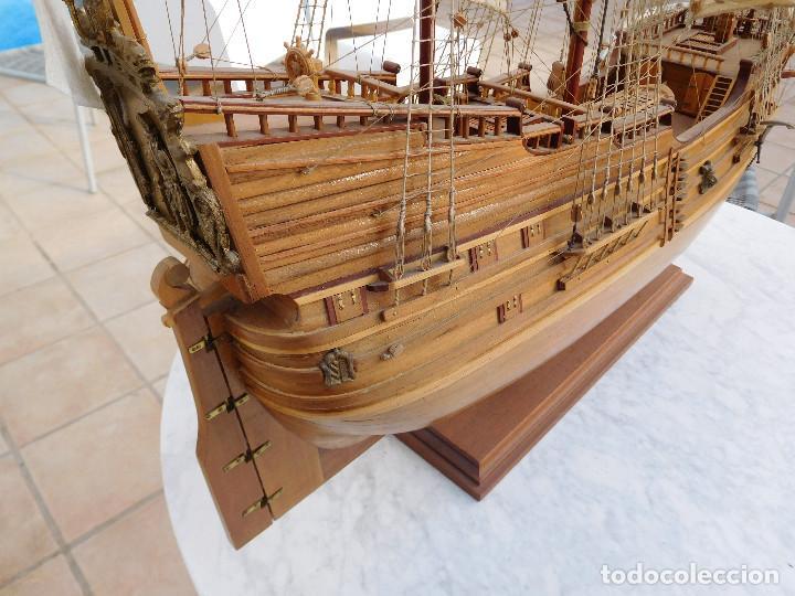 Maquetas: Maqueta de barco grande de madera Urca de Brandenburgo leer descripción - Foto 19 - 240871400