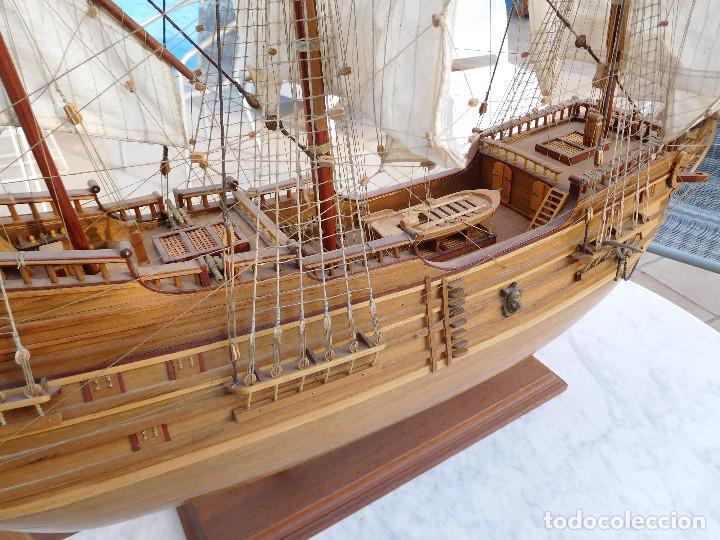Maquetas: Maqueta de barco grande de madera Urca de Brandenburgo leer descripción - Foto 20 - 240871400
