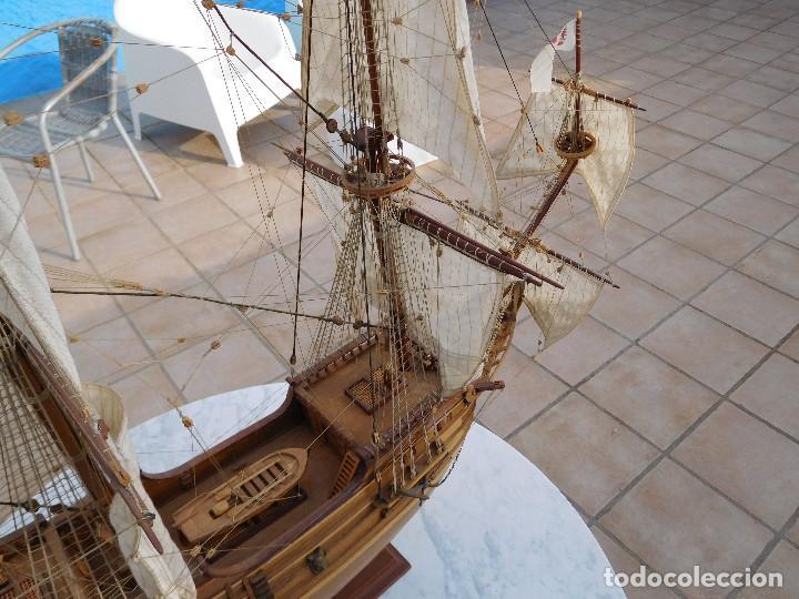 Maquetas: Maqueta de barco grande de madera Urca de Brandenburgo leer descripción - Foto 21 - 240871400
