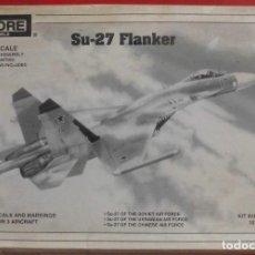Maquetas: SUKHOI SU-27. ENCORE MODELS ESCALA 1/72. MODELO NUEVO. Lote 184001592