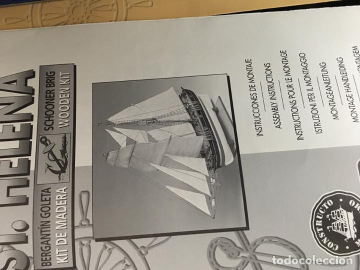 Maquetas: ST. HELENA (MODELISMO CONSTRUCTO) (JU-2) - Foto 2 - 184201765