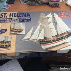 Maquetas: ST. HELENA (MODELISMO CONSTRUCTO) (JU-2). Lote 184201765