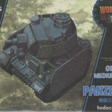 Maquetas: PANZER III. MENG TOONS. REF. WWT-005. Lote 184360892