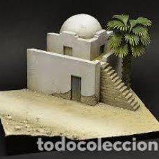 Maquettes: DIODUMP - NORTH AFRICAN DIORAMA TRIPOLI 1/72 DD069. Lote 184446412