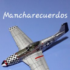 Maquetas: AVION AMERICANO METAL BIG BEAUTIFUL DOLL P-51D MUSTANG PARA RESTAURAR. Lote 184583772