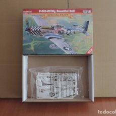 Maquetas: MAQUETA - MISTERCRAFT D-270 P-51D-25 BIG BEAUTIFUL DOLL 1/72. Lote 184713691
